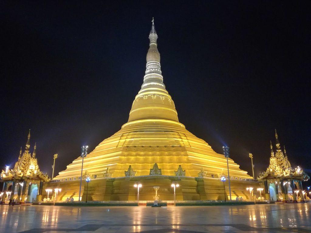 La pagode Uppatasantien Birmanie