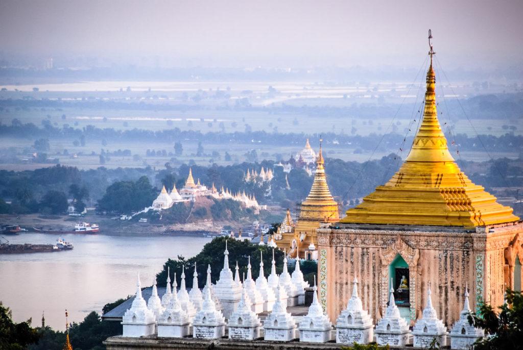 Naypyidaw en Birmanie