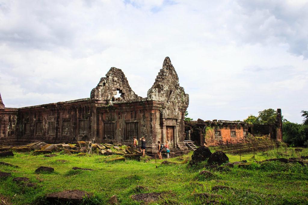 VAT PHOU au Laos