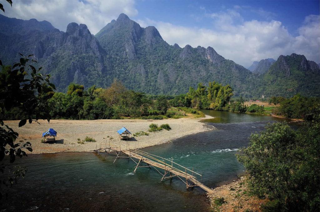 Vang Viengau Laos