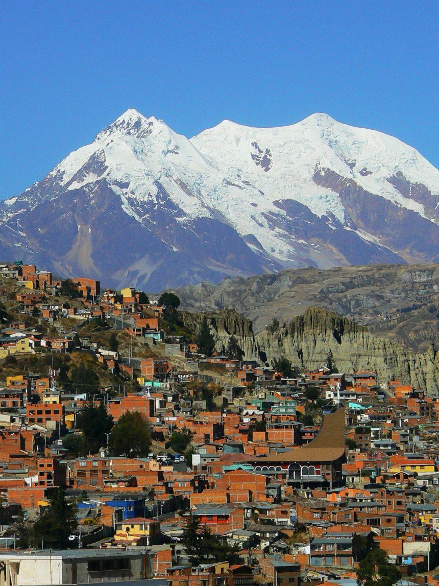 Bolivie-la-paz