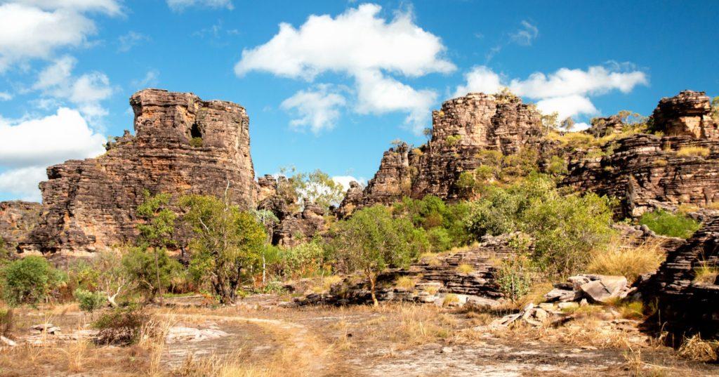 Le Parc national de Kakadu en Australie