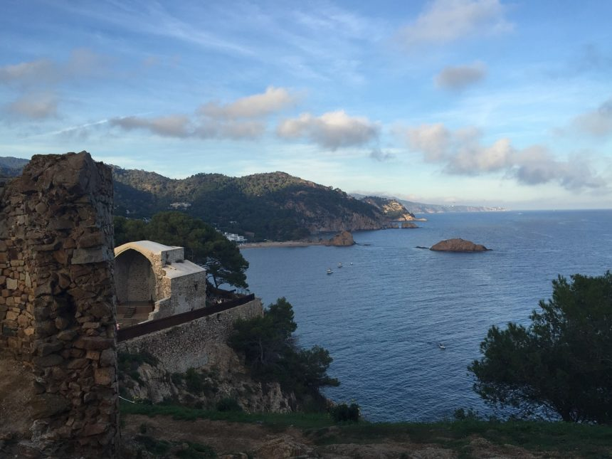 tossa-de-mar - vacances en Espagne